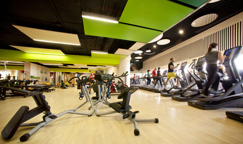 Quedar asombrado por supuesto aplausos  Reebok Sports Club - ABC Serrano Centro comercial en Madrid
