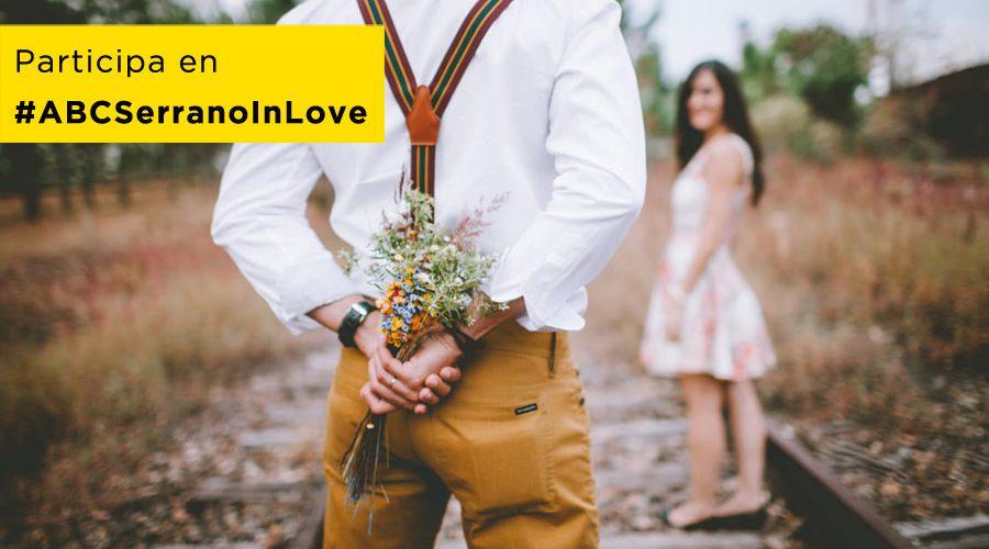san valentín dia de los enamorados, pareja, flores, romantico, amor, concurso ocio madrid, centro comercial