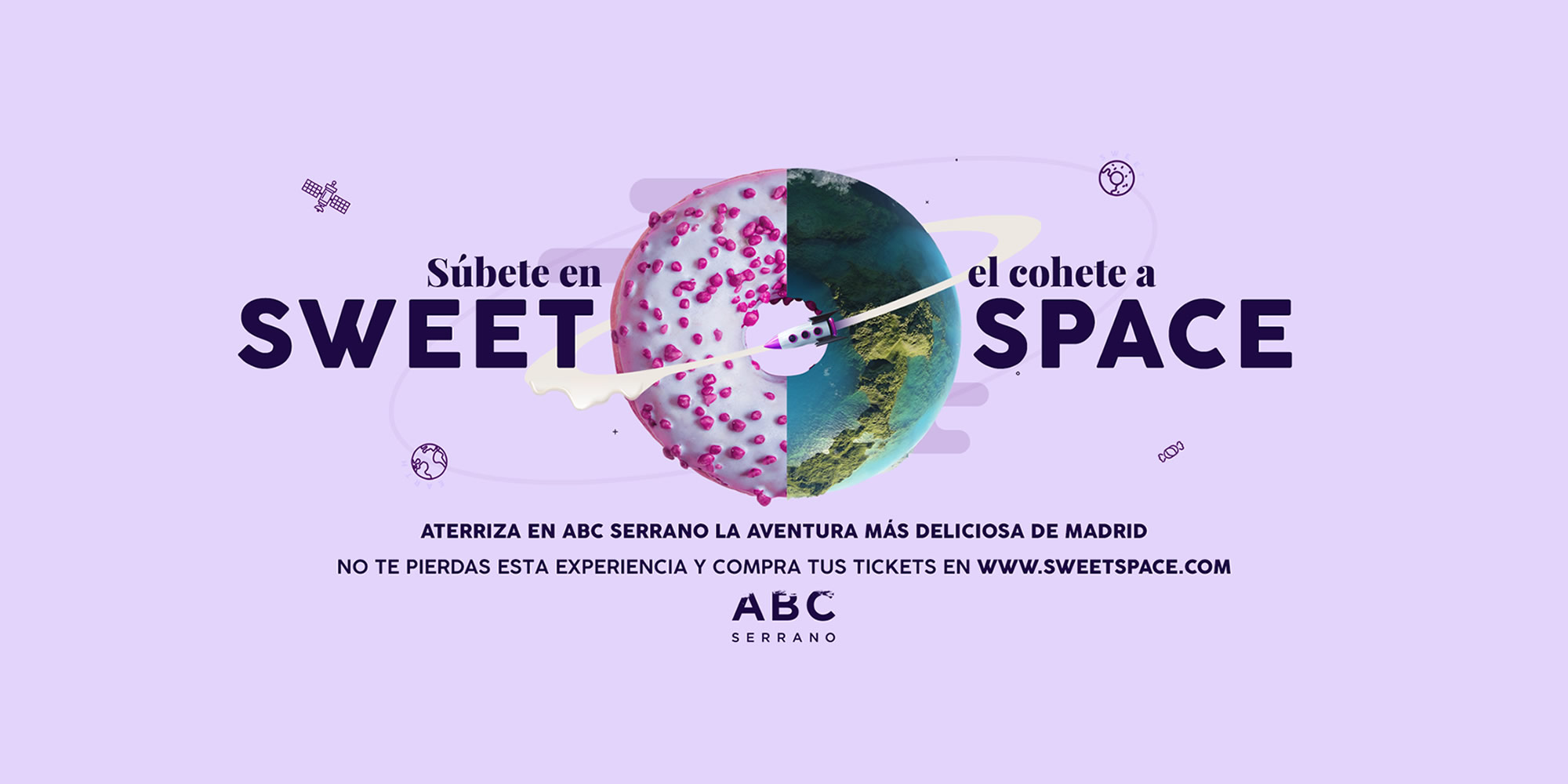 Sweet Space ABC Serrano